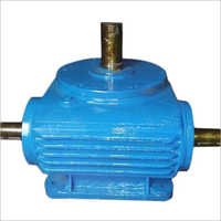 Vertical Reduction Gearbox