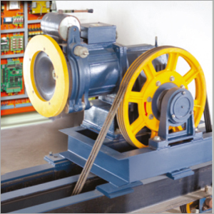 Elevator Traction Machine