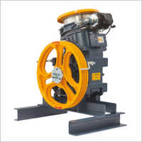 Elevator Single Shaft Traction Machine