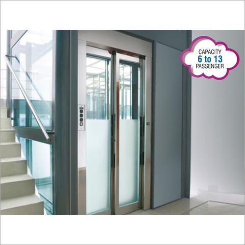 Industrial Machine Roomless Elevator