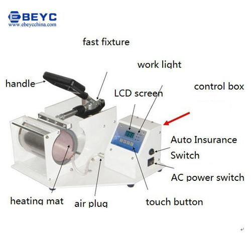 Mug-press Machine