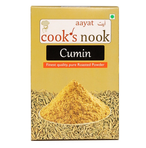 Cumin Pure Roasted Powder