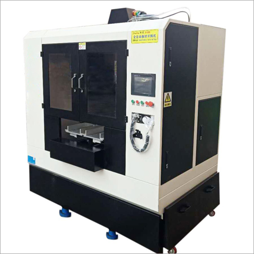 Fully Automatic Acetate Eyewear Temple Carving CNC Machine