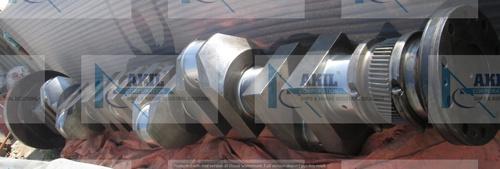Mak 8M551 Crankshaft
