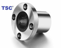 Linear Bearing - Round Flange Design TSC LMF25L
