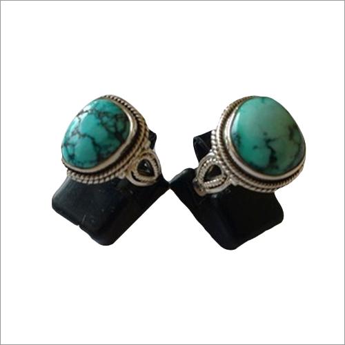 Designer Turquoise Ring