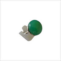 Chrysoprase Stone Ring