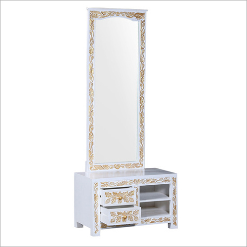 Isabella Dressing Table White Colour