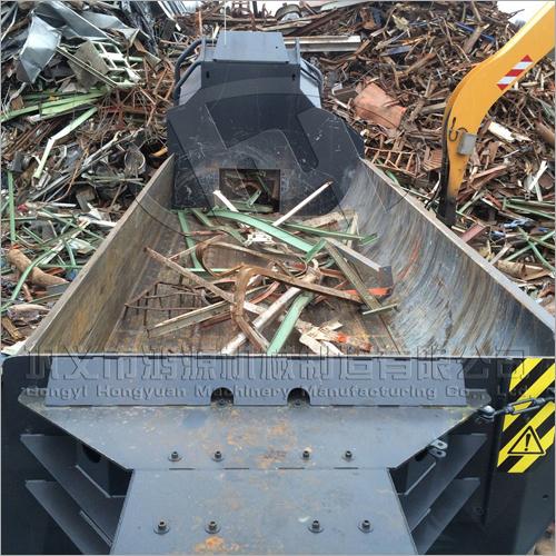 Hydraulic Shear Scrap Machine