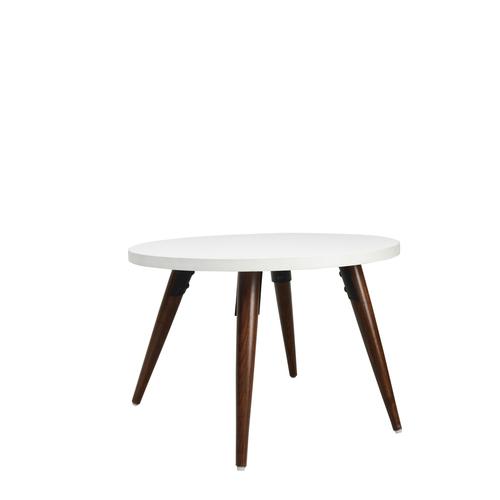 ROUND LEG ROUND TABLE