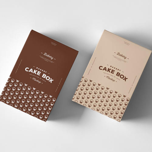 Disposable Cake Box