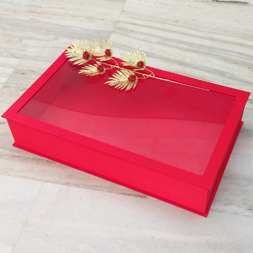Paper Lehenga Box