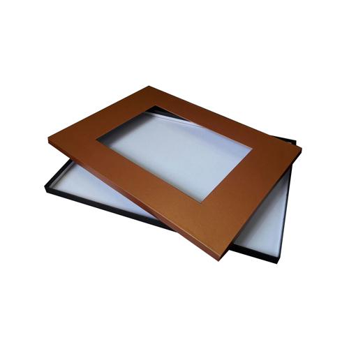 Kraft Paper Photo Frame