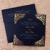 Plain Wedding Invitation Cards