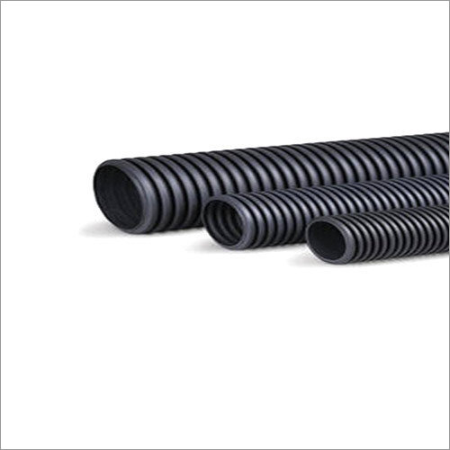 HDPE Circular Corrugated Steel Pipe