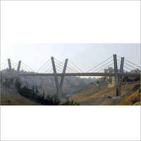Cable Stay Bridge Extradosed Construction Service