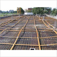 Resin Bonded Post Tensioning Slab