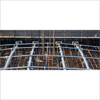 Post Tensioned Concrete Slab