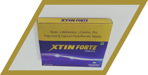 Biotin with Calcium Pantothenate Tablet