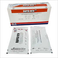 Rapid HCV Test Kit