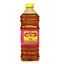Crude Mustard Oil