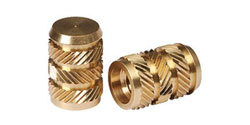 Ultrasonic Brass Inserts for Plastics Molding