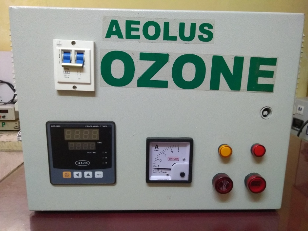 Ozone Generator for Air Pollution Control