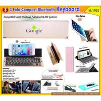 3 Fold Compact Keyboard