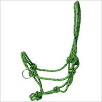 Halter and Lead Rope