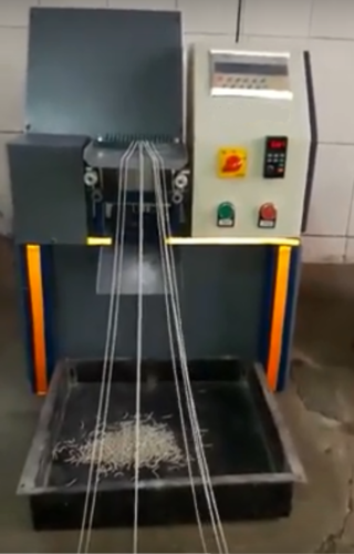 PLC Programming and Automation in Jewelry Chain Cutting Machine