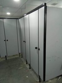 TOILET CUBICLE PARTITION