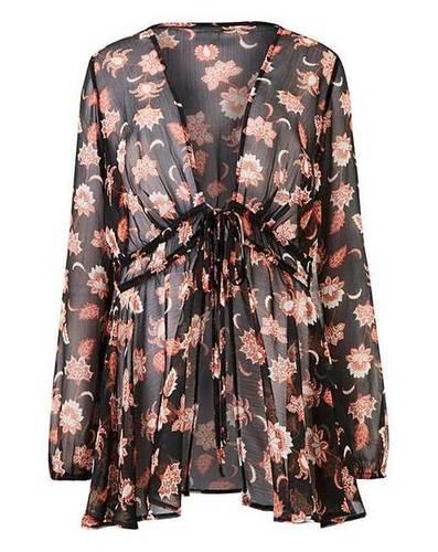 Full Sleeve Womens Kimono