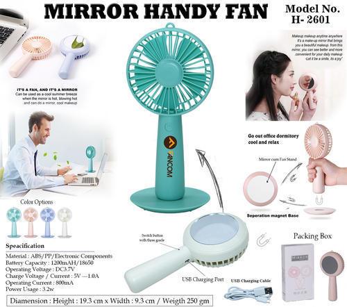 Mirror Handy Fan