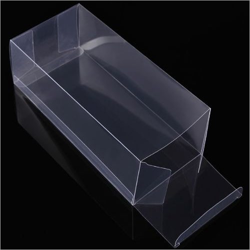 High quality transparent  plastic Clear Acetate Box
