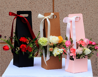 Stylish design Flower Packaging Box With Container