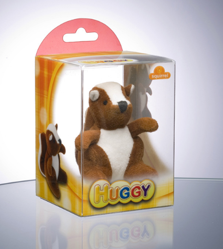 Custom Clear Plastic Gift  Box toy packaging