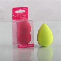 Custom PVC Clear Makeup Sponge Packaging Box