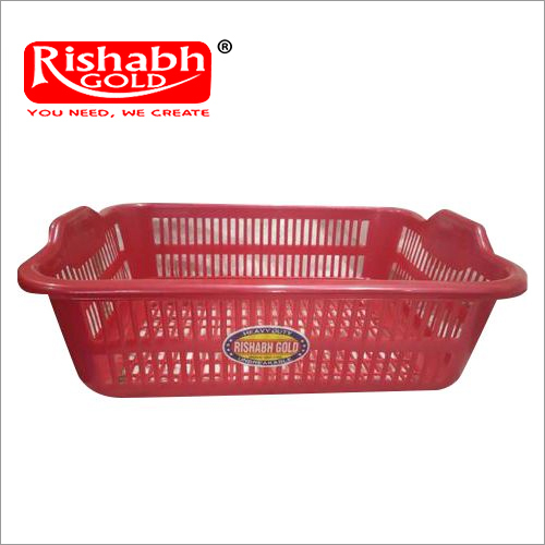 Kitchen Plastic Basket