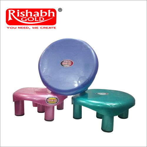 Plastic Round Bathroom Stool