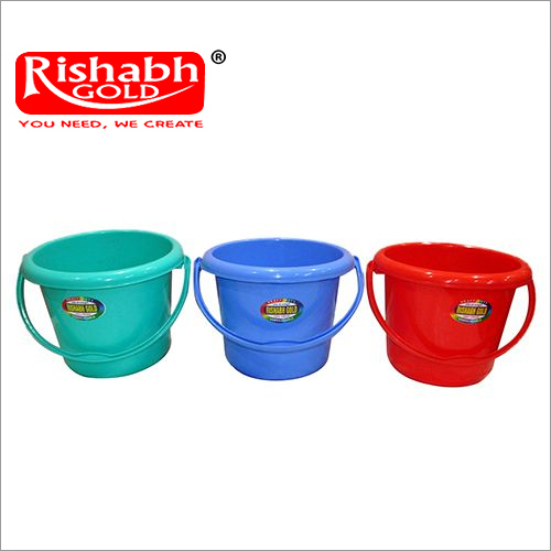 Plastic Heavy Bucket