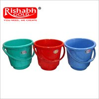 Coloured Plastic Bucket