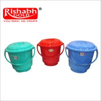 Plastic Bucket Set