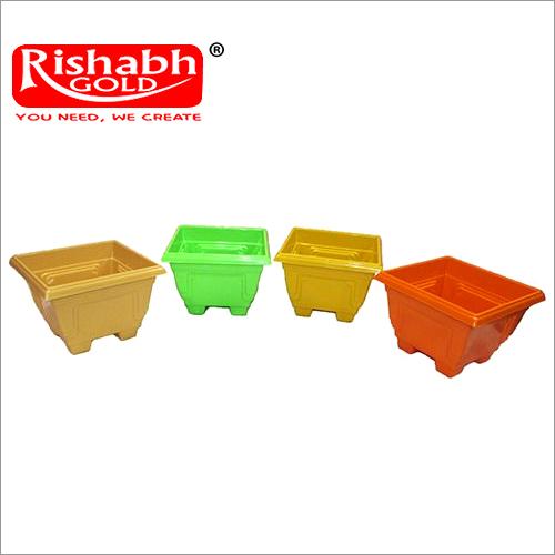 Plastic square Planters