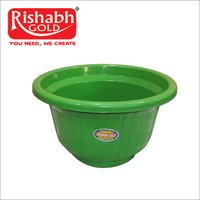 Plastic Plain Tub