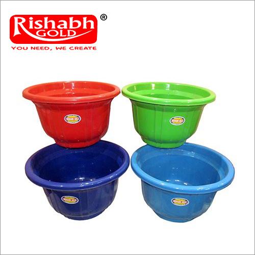 Plastic Round Tub