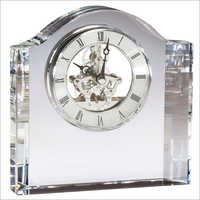 Crystal Clock