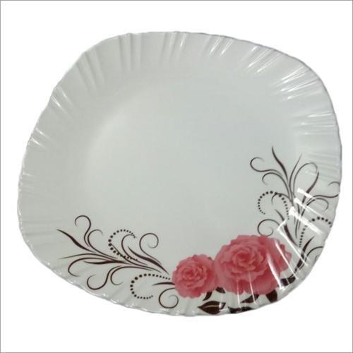 Melamine Crockery Printed Plate