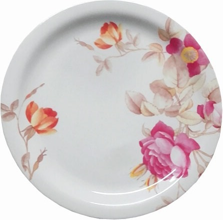 Melamine Dinner Plate Set