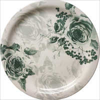 Printed Crockery Plate