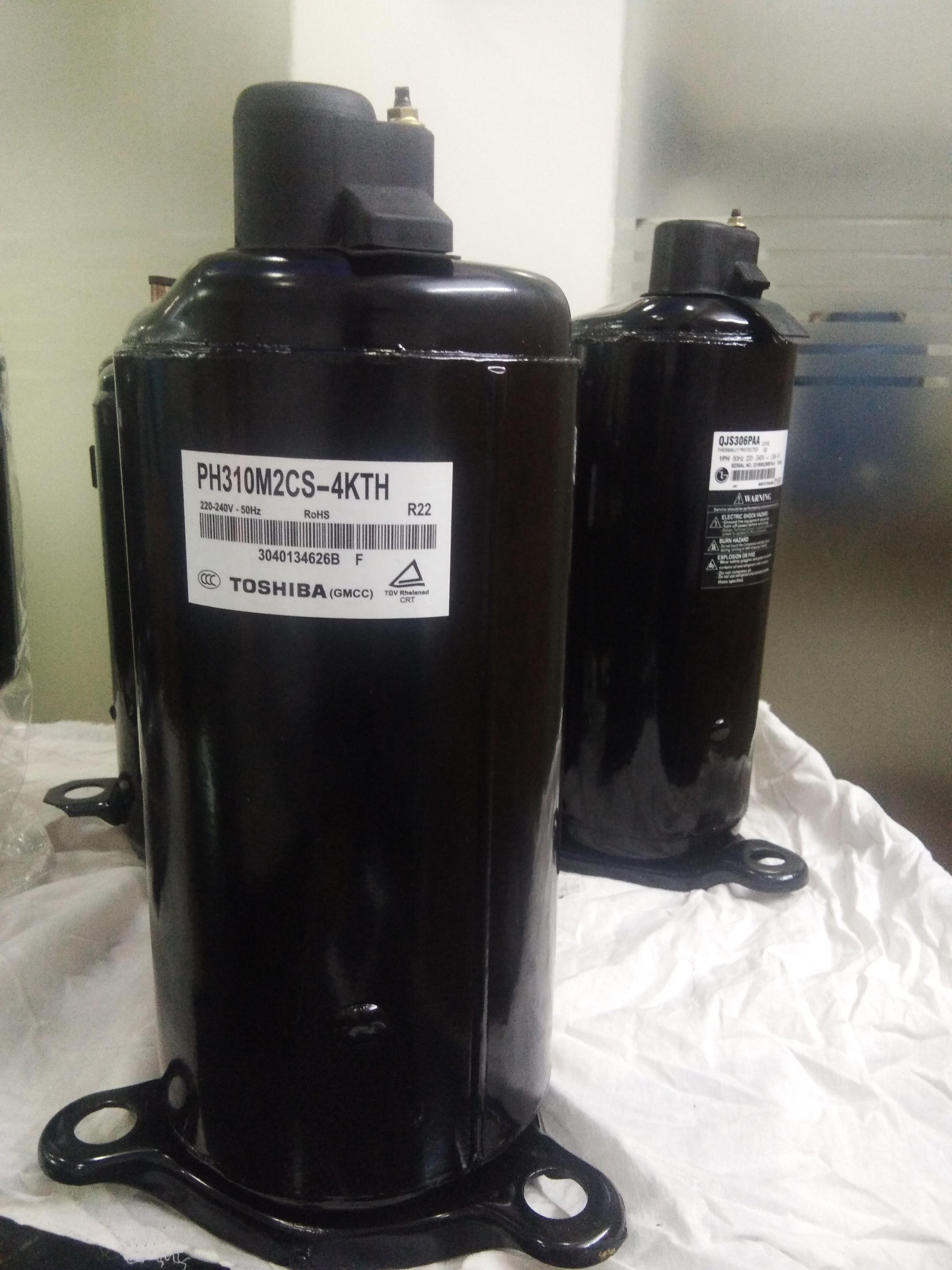 TOSHIBA 1.5tr  Rotary Compressor